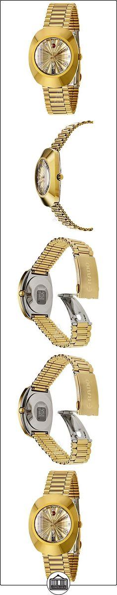 Rado Original Reloj automático para hombre r12413363  ✿ Relojes para hombre - (Lujo) ✿