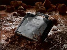 Panasonic toughbook cf-31 in the mud