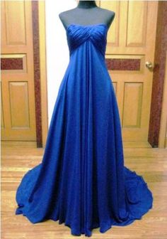 Made to Measure Maternity Formal Custom Length Chiffon Wedding Strapless Dress   eBay