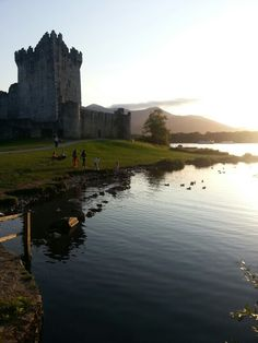 Ross Castle Kilarney Ireland.I would love to go see this place one day.Please check out my website thanks. www.photopix.co.nz