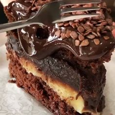 This Best Chocolate Cake recipe makes for the most flavorful, moist, and tender chocolate cake you've ever tasted! Amazing Chocolate Cake Recipe, Best Chocolate Cake, Homemade Chocolate, Chocolate Desserts, Chocolate Chip Cookies, Homemade Pies, Food Cakes, Cupcake Cakes, Cake Cookies