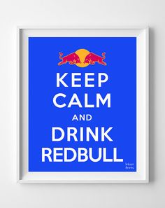 Redbull's logo has proven to be very versatile. It's been put on uniforms, suits, airplanes, and on the bottles in the store. It's become easily memorable.