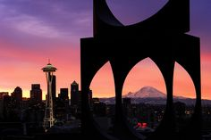 this is really good love the colors... Framed Rainier Kerry Sunrise (by David M Hogan)