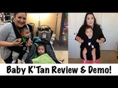 baby k tan carrier instructions