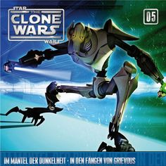 CD Star Wars - The Clone Wars 05 - Im Manter der Dunkelheit  http://www.meinspielzeug24.de/audio-video/cd-star-wars-the-clone-wars-05-im-manter-der-dunkelheit/  #Junge, #StarWars #AudioVideo, #CD