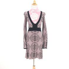 "Long Sleeve Bodycon Dress Arden B. Lavender dress. Size S. Rayon/nylon/spandex. Measurements laid flat: bust 15""/ waist 12.5""/ length 37"". Excellent condition. Arden B Dresses Long Sleeve"
