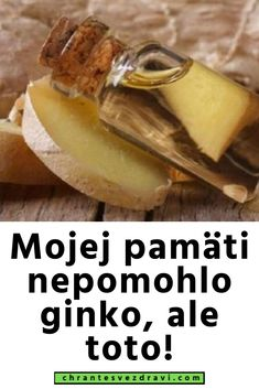 Mojej pamäti nepomohlo ginko, ale toto! Cucumber, Ale, Vegetables, Health, Ethnic Recipes, Food, Autumn Fall, Fitness, Crochet Skirts