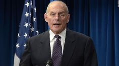 """Secretary of Homeland Security John Kelly said that apart from the six countries listed on Monday's travel ban, there are """"13 or 14"""" other countries that also have questionable vetting procedures."""