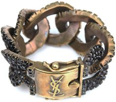 Yves saint laurent jewelry BLACK