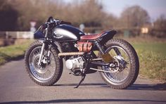 1980 Suzuki GN400 - Build by Old Empire Motorcycles