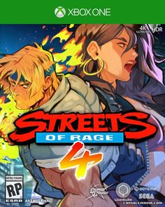 If you are a casual or hardcore gamer and you like the Xbox One home console, what you waiting for? Don't waste your time for other Xbox One Console video games, take a tour to the related page of Streets of Rage 4 for Xbox One Ps3, Playstation Consoles, Playstation Games, Xbox One Games, Mac Games, Geek Games, Rage, Portable Console, Xbox One Console