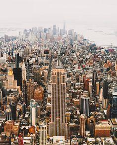 New York City heights