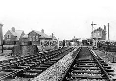 Disused Stations: New Bolingbroke Station