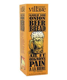 Another great find on #zulily! Garlic Onion Beer Bread Mix - Set of Two #zulilyfinds