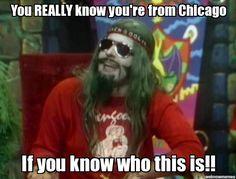 Chicago Old Skool Svengoolie