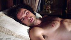Handsome protagonist: Aidan, 31, has won legions of fans for his portrayal of the fictional Poldark... and for his gym-honed physique, which is regularly seen on the BBC period drama