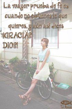 GRACIAS DIOS! facebook.com/jesusteamamgaministries