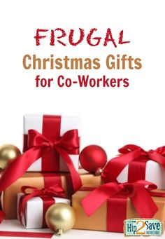 176 frugal Christmas gifts for co-workers on Hip2Save. http://hip2save.com/2013/09/25/frugal-christmas-gift-ideas-needed-for-co-workers/