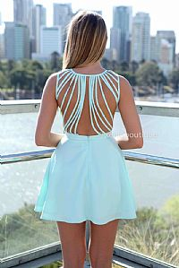 IN THE MOMENT DRESS , DRESSES, TOPS, BOTTOMS, JACKETS & JUMPERS, ACCESSORIES, SALE, PRE ORDER, NEW ARRIVALS, PLAYSUIT, COLOUR,,Blue,CUT OUT Australia, Queensland, Brisbane