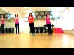 Zumba - Inna (feat. J Balvin) - Cola song - YouTube