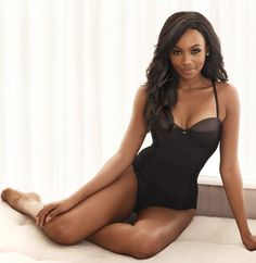 South African TV star Bonang Matheba recently launched her lingerie line-Bonang-For-Distraction. Although lingerie business is not a popular venture for African designers, Bonang is thinking outside the box. Most Beautiful Black Women, Stunningly Beautiful, Black Female Actresses, Sexy Ebony, Ebony Beauty, Black Beauty, Red Carpet Dresses, Lingerie Models, Lingerie Shoot