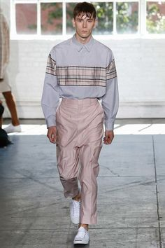 Duckie Brown Spring 2015 Menswear Collection - Vogue