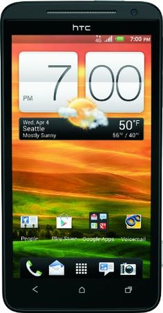 Mobile Phones + Service Plans + Wireless Accessories | National Phone » HTC EVO LTE 4G Android Phone (Sprint)