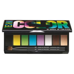 Palette Technicolor - Make Up For Ever