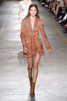 86a03ee19a061 Roberto Cavalli Spring 2019 Ready-to-Wear Fashion Show Collection  See the  complete