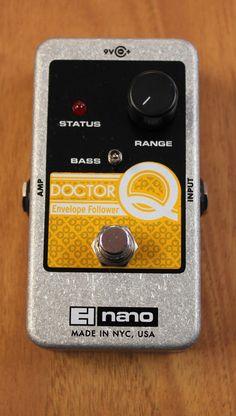 Electro-Harmonix Nano Doctor Q Envelope Filter Guitar Effects Pedal
