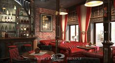 - Jules Verne - Restaurant Interior Design...