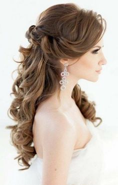 47 Best Open Hairstyles Images In 2019 Long Hair Styles