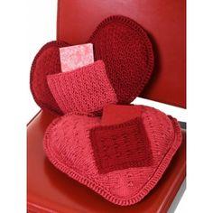 Free Intermediate Pillow Crochet Pattern