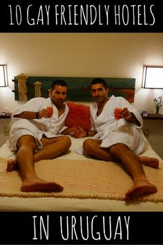 10 gay friendly hotels in Uruguay by the Nomadic Boys
