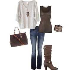 """Fall"" by lisajohnson20638 on Polyvore"