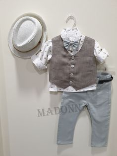 19A112 Kids Suits, Baby Wearing, Madonna, Fashion Backpack, Sewing Projects, How To Wear, Ideas, Food, Style