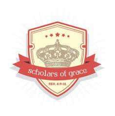 Logo Design - Scholars of Grace (Brand Development)