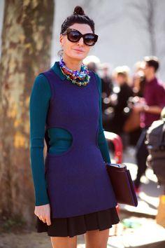 Parisienne: MOD DRESSES