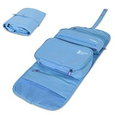 Hanging Toiletry Kit Travel Bag Cosmetic Carry Case Makeup Organizer -- You can get additional details at the image link.