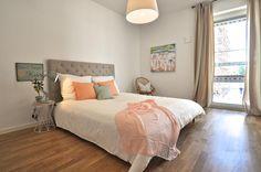 Ein Sehr Süßes Mädchen Schlafzimmer! Die Ruhigen Pastelltöne Unterstreichen  Die Gemütliche Stimmung Im Raum