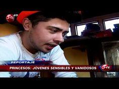 """Conoce a la tribu urbana de los """"Princesos"""" - CHV Noticias"""