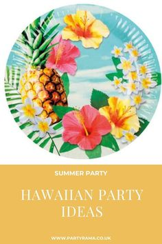 Create a Hawaiian themed summer party in your home or garden to celebrate a special occasion. birthday, hen party, anniversary, or just a get together with family and friends. Here at Partyrama our Hawaiian collection includes decorations, balloons and tableware. Summer Parties, Perfect Party, Decorative Accessories, Hawaiian, Party Supplies, Special Occasion, Bbq, Balloons, Anniversary