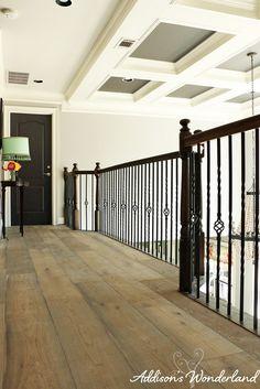 engineered white oak hardwood-Montpellier Oak Painted Wooden Floors, Diy Wood Floors, Wooden