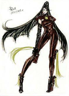 Umbra Witch Concept