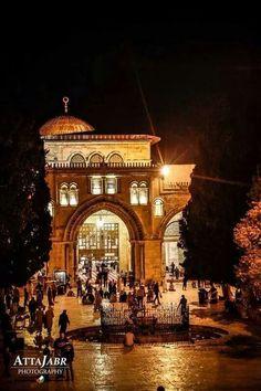 Al - Masjid Al-Aqsa, Al Quds, Falasteen
