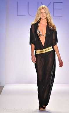 Beach Cover ups for S/S 2012