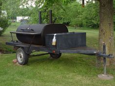 Fuel oil tank smoker ideas..... - The BBQ BRETHREN FORUMS.