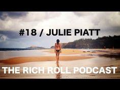 The Rich Roll Podcast #18 Full Episode: Julie Piatt on Unlocking Creativity    http://www.richroll.com/podcast/18-julie-piatt-transcending-the-shadow-artist/#