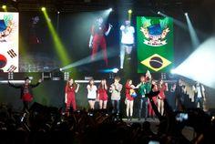 united cube, u-cube, beast, g.na, 4minute, são paulo, brasil, kpop, k-pop, show