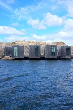 Visitor's Studios at Nordic Watercolor Museum in West Sweden - The 5 Coolest Places to Stay in West Sweden